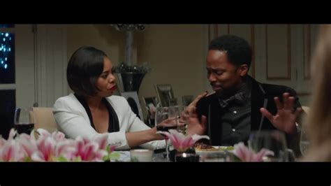 The Best Man Holiday   Sexting (Dinner Table) Scene