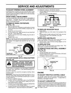 page 25 of poulan pro lawn mower pp16h36rb user guide