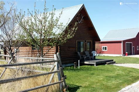 Rental Cabins In Montana by Log Cabin For Rent In Southern Montana