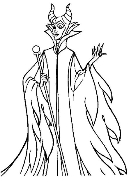 new maleficent coloring pages activity sheets maleficent