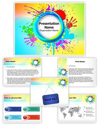 ppt templates for holi professional india holi festival editable powerpoint template