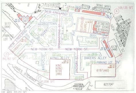 map of studios universal studios backlot map