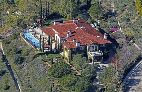 heidi s house heidi klum and seal s pacific palisades house zimbio