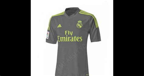 Jersey Manchastwr City Home Leaked 1516 real madrid s 15 16 away kit will be grey all 3 new