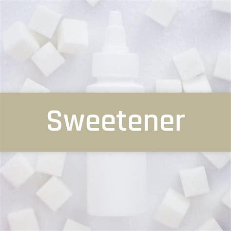 Sucralose Powder Sweetener E Liquid Diy Vape sweetener eliquid extract flavor enhancer liquid barn