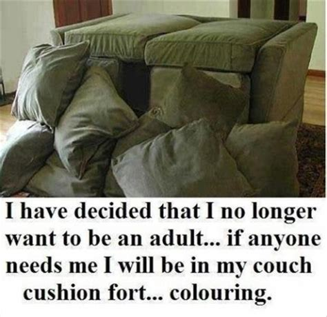 how to make a fort with a couch i don t want to adult today an education in domestication