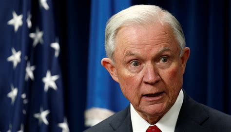 jeff sessions news conference live jeff sessions white house leaks investigation press