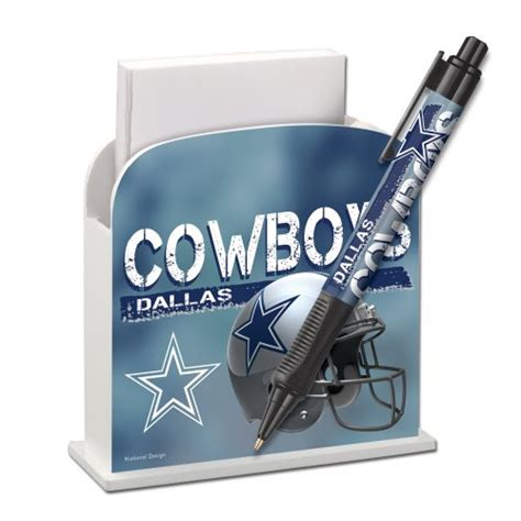 dallas cowboys desk accessories dallas cowboys stationery desk caddy with matching