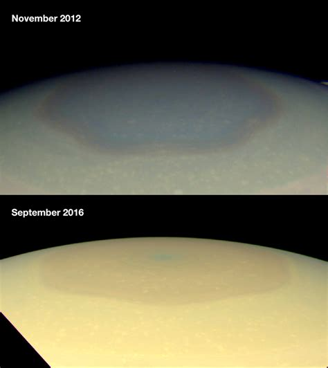 saturn color changing colors in saturn s nasa