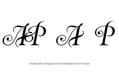 designing a monogram ulga blog