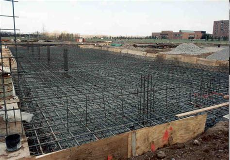 Structural Design Of Mat Foundation by New Construction