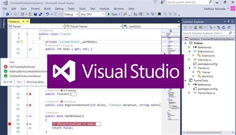 Software Microsoft Visual Studio visual studio 2017 released with new features get it here