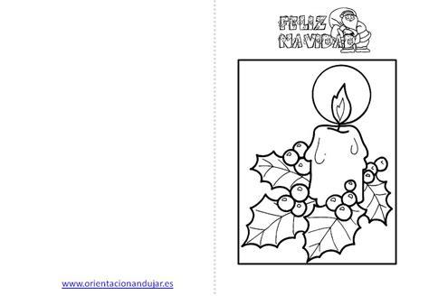juegos de tarjetas de navidad para colorear imprimir y pintar christmas de navidad para colorear 3 orientaci 243 n