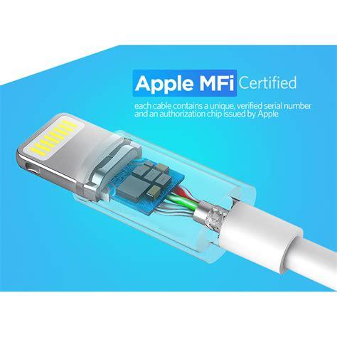Kabel Charger 4 Original ugreen kabel charger lightning 2 4a 2 meter us155