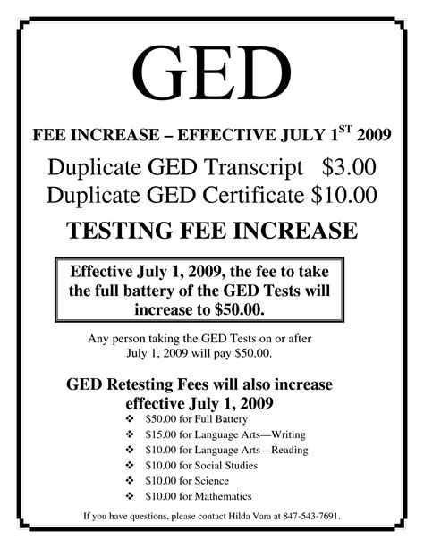 best photos of printable ged certificate template free