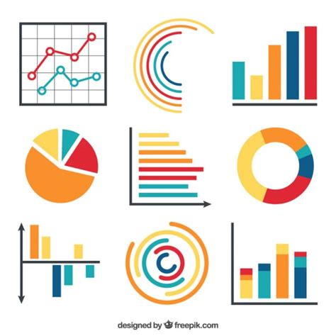 free vector graphics design elements vector graphics set of infographic elements vector premium download