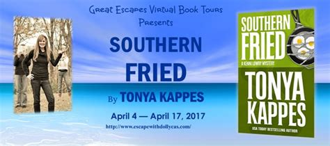 kentucky fried pensions 2018 books southern fried by tonya kappes escape with dollycas into