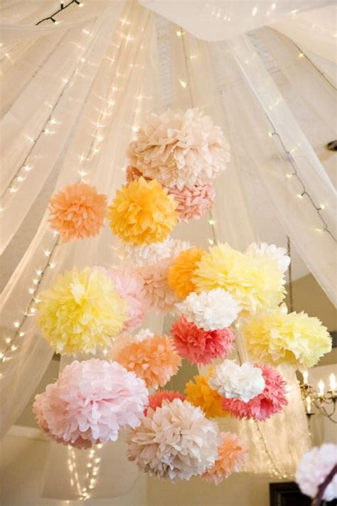 How To Make Tissue Paper Lanterns - 25 best ideas about tissue paper lanterns on