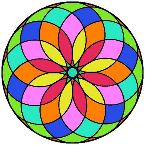 imagenes figurativas con composicion simetrica 10 mandalas navide 241 as para colorear y trabajar la