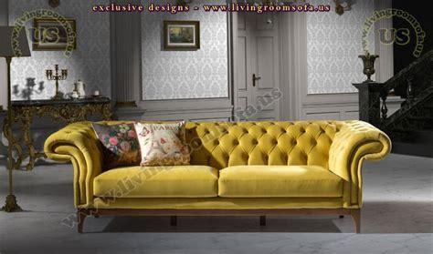 Luxury Chesterfield Sofa Luxury Chesterfield Sofa American Style Sofa Luxury Chesterfield S001 Masala Thesofa