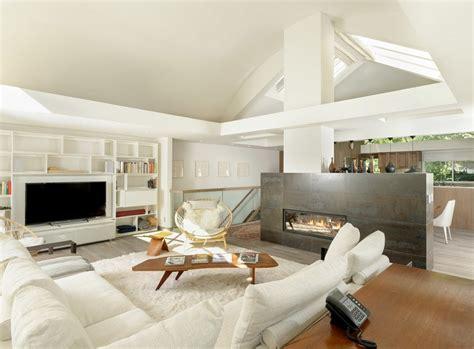 le wohnzimmer modern kaminzimmer einrichten 50 wohnideen in diversen stilen