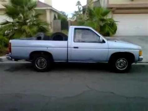 nissan pickup 1987 1987 nissan pickup truck las vegas youtube