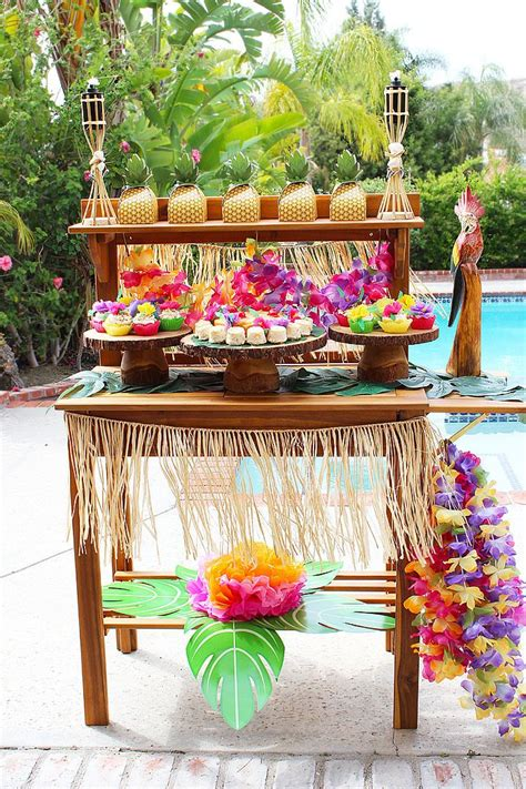 beach themed wedding – Tbdress Blog Decor Suggestions For Tropical Themed Weddings