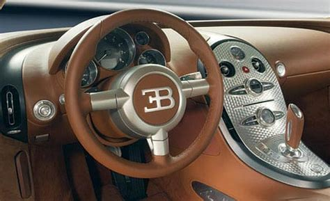 bugatti interior car and driver