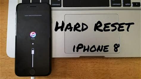 reset iphone 8 8 plus x 7 7 plus