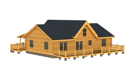 bungalow plans information southland log homes warren plans information southland log homes