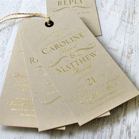 Pretty Wedding Invitations by Pretty And Foil Invitation Invitations By