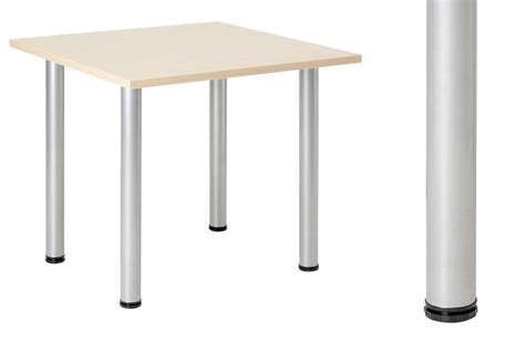 Corner Kitchen Furniture by Round Table Legs From Euro Fit Systems Euro Fit Systems