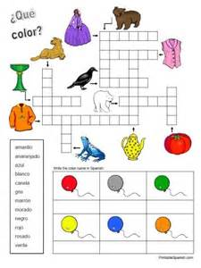 color crossword clue printable freebie of the day 191 qu 233 color puzzle