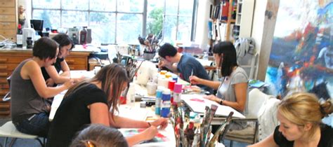 Design Art Courses London   london art classes student work