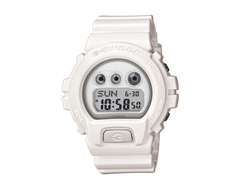 Casio Dw 6900ww casio g shock dw 6900ww 7er white available now