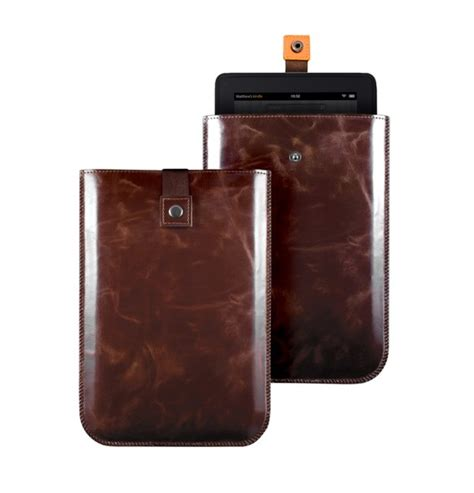 kindle fire leather style cover proporta