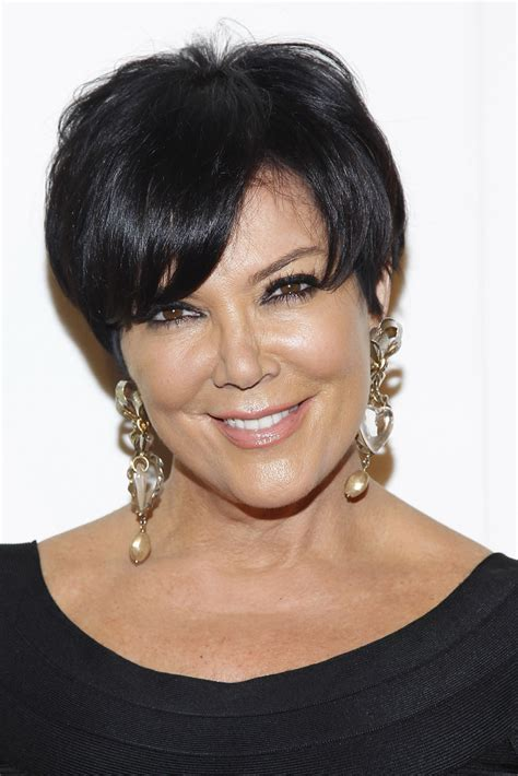 hair cut short like kris kardashian jenner and the technical 25 super sexy kris jenner haircut styles slodive