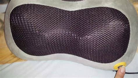 cuscino per massaggio shiatsu cuscino shiatsu lidl casamia image ideas