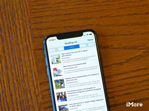 Iphone List How To Use Bookmarks And Reading List In Safari On Iphone And Imore