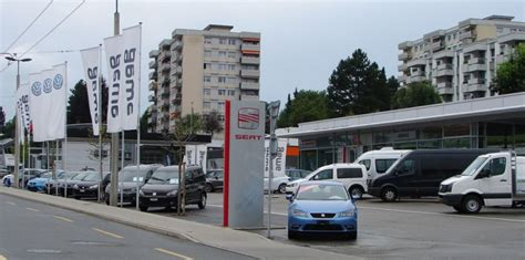 Garage Seat Fribourg by Seat Suisse Garage Pour Achat Vente Auto2day