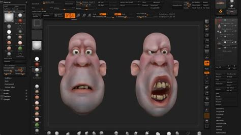zbrush tutorial coloring 1000 images about 3d tuts on pinterest