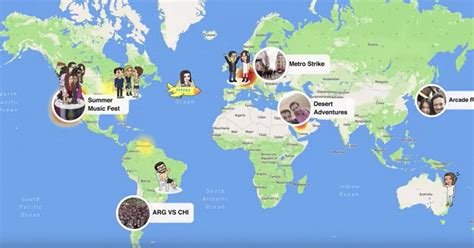 How To Find Random On Snapchat How To Link Bitmoji Account With Snapchat Account To Create Interesting Avatars