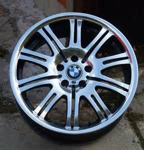 Bmw E46 Rims Bmw M3 E46 On Polished Wheels Pureklas