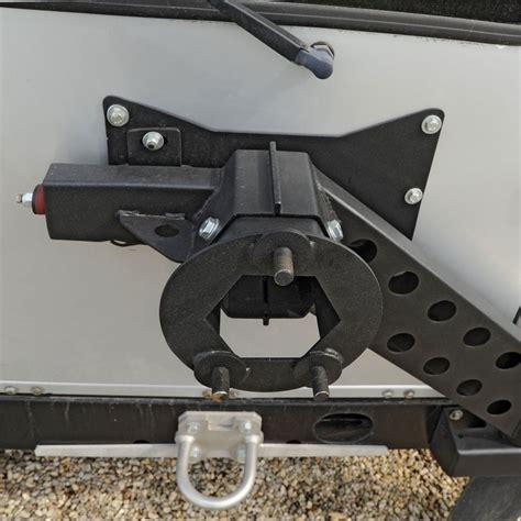 defender porta cancello porta ruota defender m g di gualmini ugo c