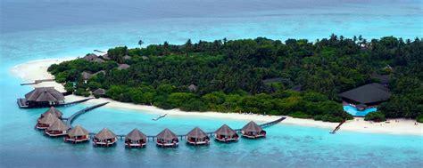 Dining Room Bar Table by Adaaran Prestige Water Villas Lets Go Maldives