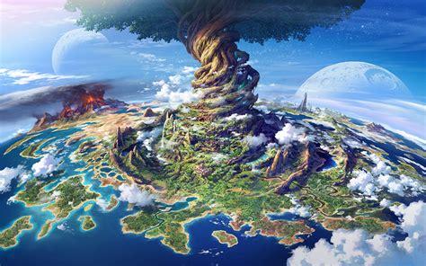 wallpaper anime world 3 etrian odyssey untold the millennium girl hd wallpapers