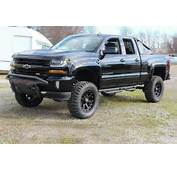 2016 Chevrolet Silverado 1500 Z71 Lifted  On The Road Pinterest