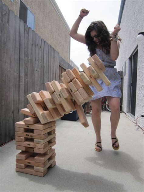 Wooden Uno Stacko Angka Jumbo Jpg 54 blocks in regular jenga that s 7 8 2x4s cut in 12