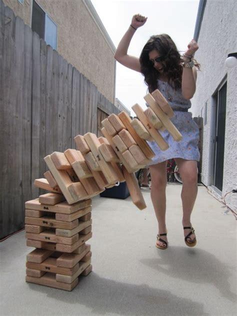 Wooden Uno Stacko Angka Jumbo Jpg 54 blocks in regular jenga that s 7 8 2x4s cut in 12
