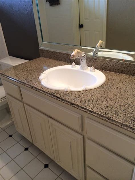 Resurface Laminate Countertops by Counter Top Resurfacing Kitchen Bathroom Countertops